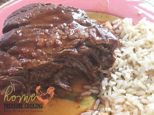 London Broil in the Instant Pot