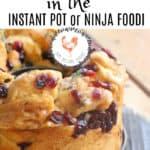 Monkey Bread in the Ninja Foodi or Instant Pot Pressure Cooker