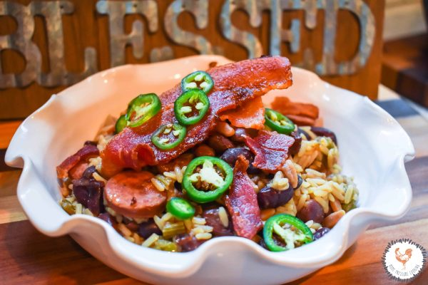 INSTANT POT Red Beans Rice