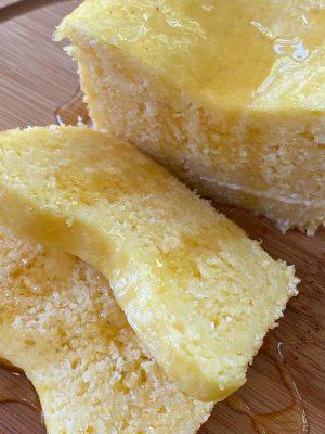 Instant Pot sour cream cornbread