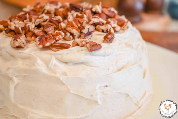 Cake in the Instant Pot