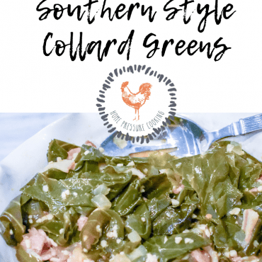 Southern Style Collard Greens JENRON DESIGNS