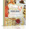 A visual representation of the Home Pressure Cooking Cookbook displaying the cover.
