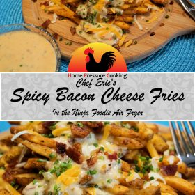 cheese fries image for pinterest